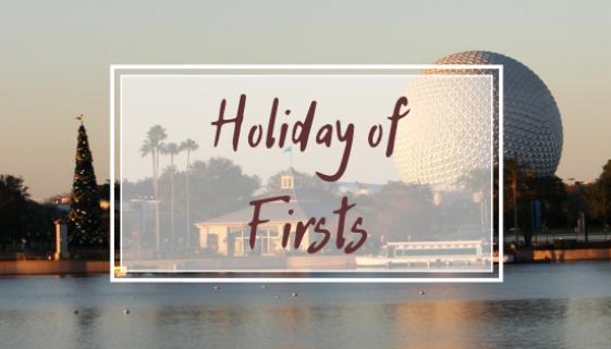 HOLIDAY OF FIRSTS