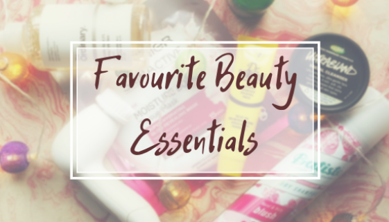 FAVE BEAUTY ESSENTIALS