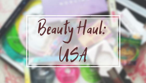 AMERICAN BEAUTY HAUL