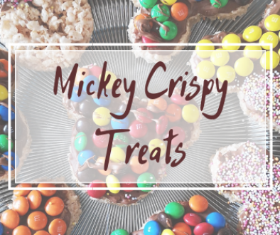 Mickey Treats
