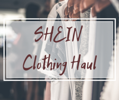 SHEIN Clothing Haul